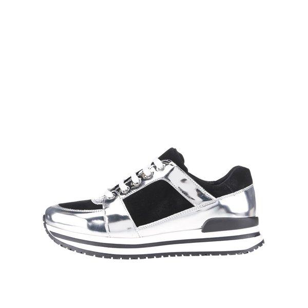 Pantofi sport argintii OJJU Minor de la OJJU in categoria pantofi sport și teniși