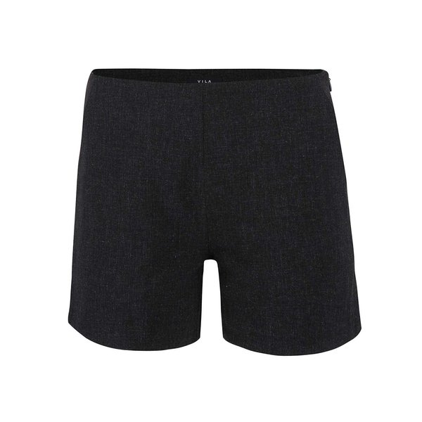Pantaloni scurți VILA Earl negri