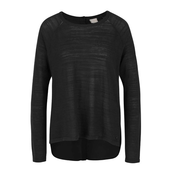 Bluză neagră Bench pentru femei