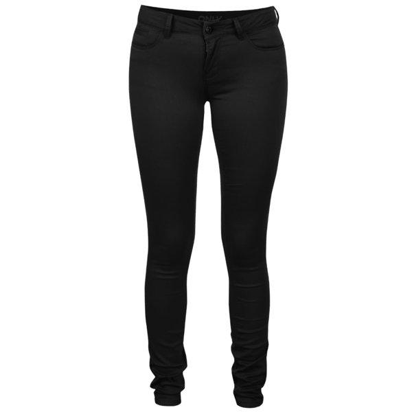 Blugi skinny ONLY Elena negri de la ONLY in categoria Blugi, pantaloni, colanți