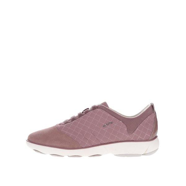 Pantofi sport pentru femei Geox Nebula roz