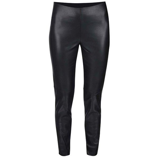 Colanți negri Dorothy Perkins din piele sintetică de la Dorothy Perkins in categoria Blugi, pantaloni, colanți