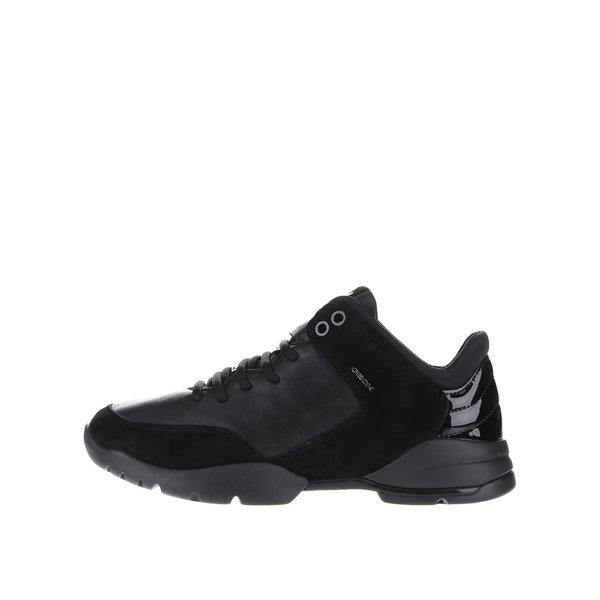 Pantofi sport negri Geox Sfinge de la Geox in categoria pantofi sport și teniși