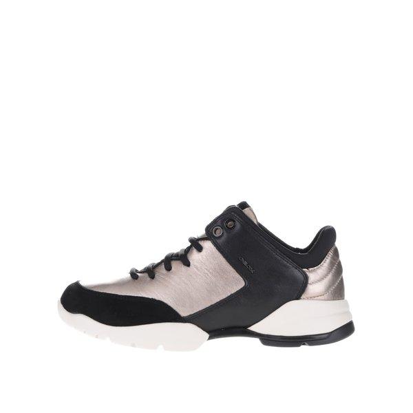 Pantofi sport aurii Geox Sfinge de la Geox in categoria pantofi sport și teniși