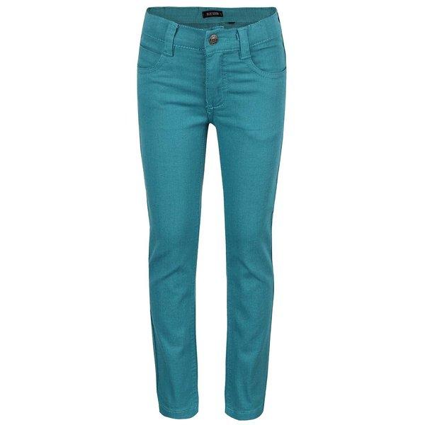 Blugi turcoaz Blue Seven pentru băieți de la Blue Seven in categoria Pantaloni, pantaloni scurți
