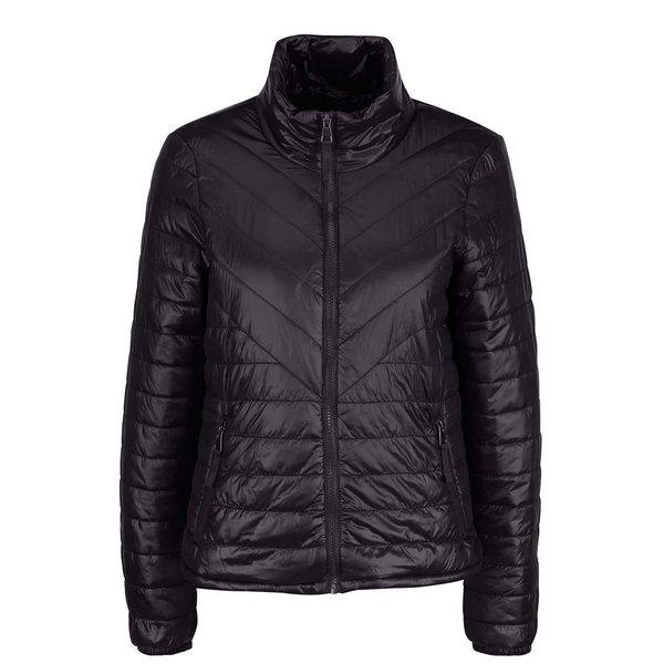 Jachetă neagră VERO MODA Fine matlasată de la VERO MODA in categoria Geci, jachete și sacouri