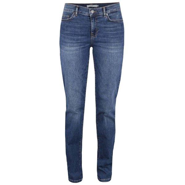 Blugi albaștri VERO MODA Fifteen cu aspect prespălat de la VERO MODA in categoria Blugi, pantaloni, colanți