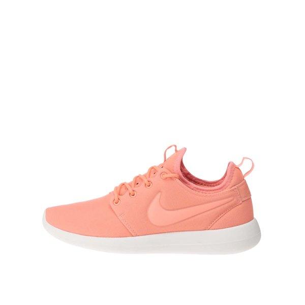 Pantofi sport portocalii Nike Roshe Two