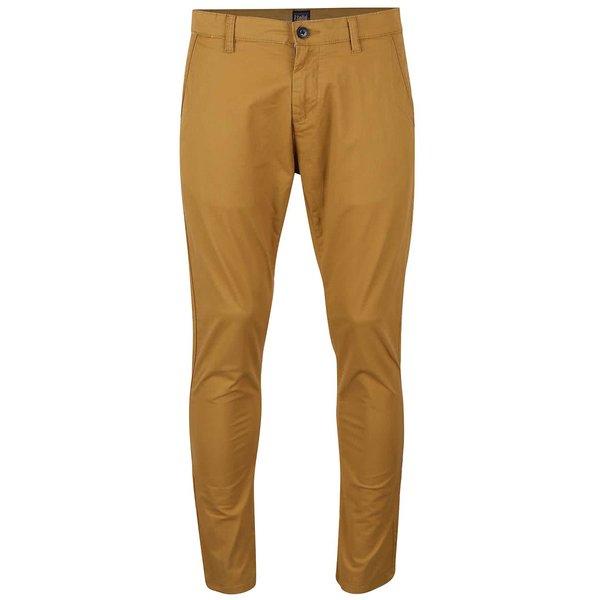 Pantaloni chino maro !Solid Joy Crisp