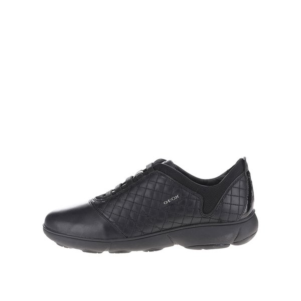 Pantofi sport negri Geox Nebula de la Geox in categoria pantofi sport și teniși