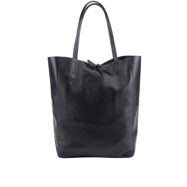 Geantă shopper neagră ZOOT din piele de la ZOOT in categoria genți mari