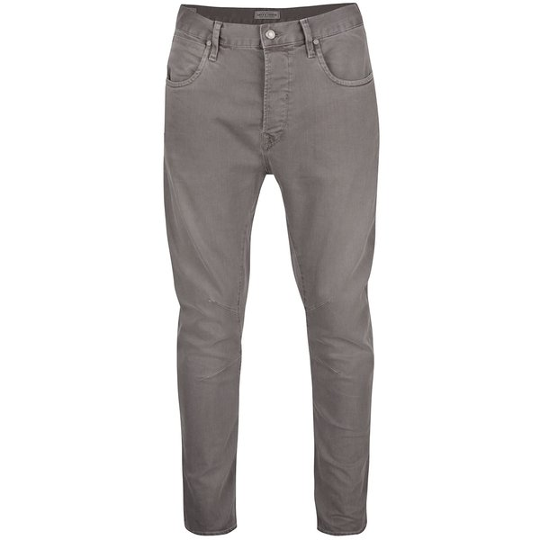 Blugi gri Jack & Jones Intelligence Luke