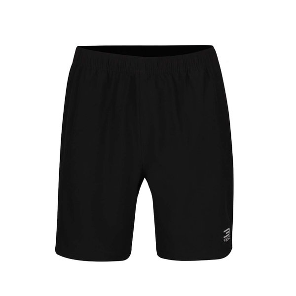 Pantaloni scurți negri Jack & Jones Tech Basic