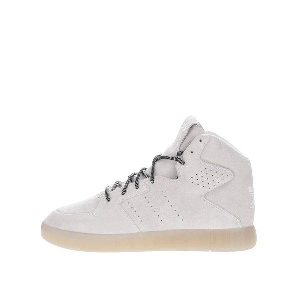 Pantofi sport înalți din piele pentru bărbați adidas Originals Tubular Invader de la adidas Originals in categoria pantofi sport și teniși