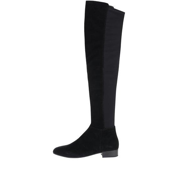 Cizme înalte negre Vagabond Gigi de la Vagabond in categoria cizme