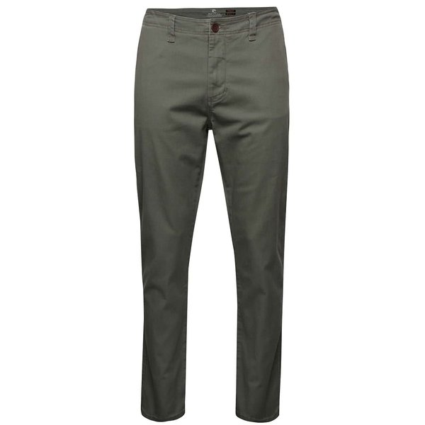 Pantaloni chino verde deschic Rip Curl A Frame de la Rip Curl in categoria Blugi, pantaloni, pantaloni scurți