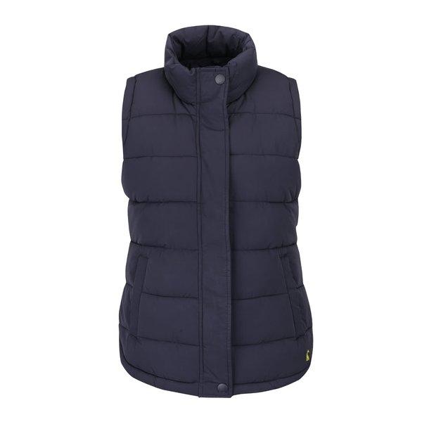 Vestă matlasată albastru închis Tom Joule Eastleigh pentru femei de la Tom Joule in categoria Geci, jachete și sacouri