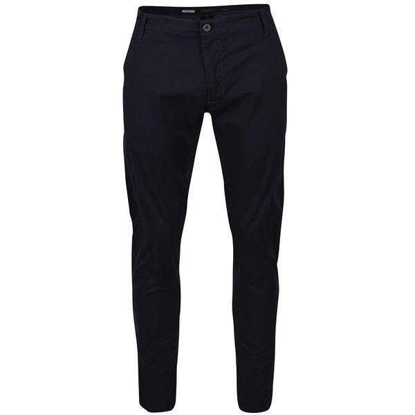 Pantaloni chino bleumarin Casual Friday de la Casual Friday by Blend in categoria Blugi, pantaloni, pantaloni scurți
