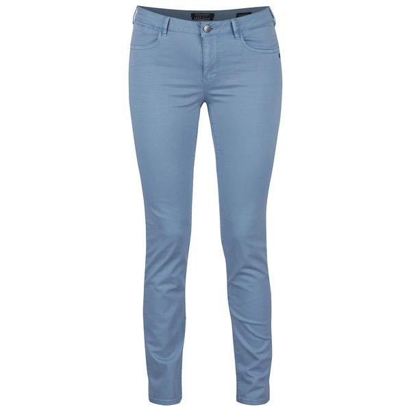 Pantaloni skinny albastru deschis Scotch & Soda