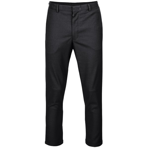 Pantaloni gri închis Burton Menswear London cu buzunare laterale de la Burton Menswear London in categoria Blugi, pantaloni, pantaloni scurți