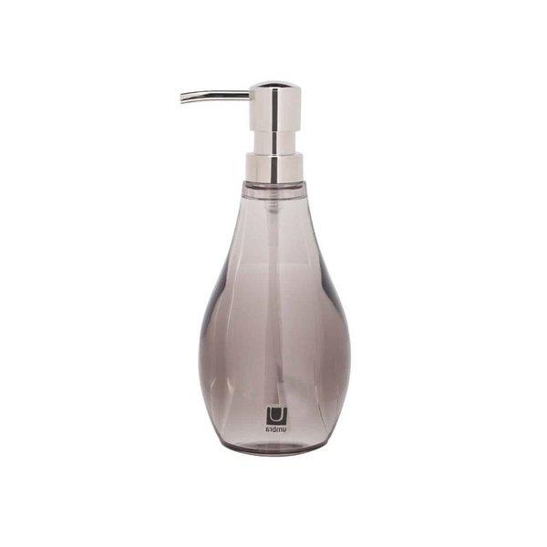 Dispenser săpun lichid Umbra Droplet transparent