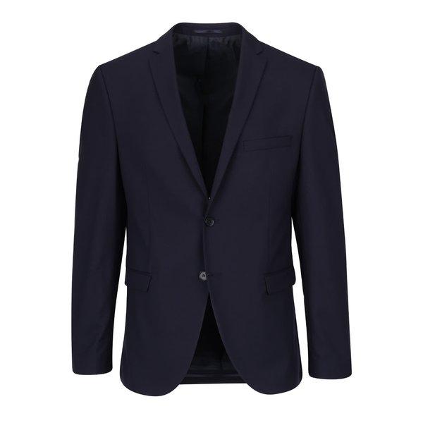 Sacou albastru închis Selected Homme Newone de la Selected Homme in categoria Geci, paltoane, jachete