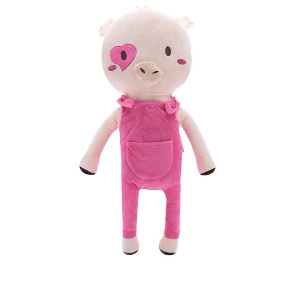 Protectie pentru centura purcelus roz Something Special