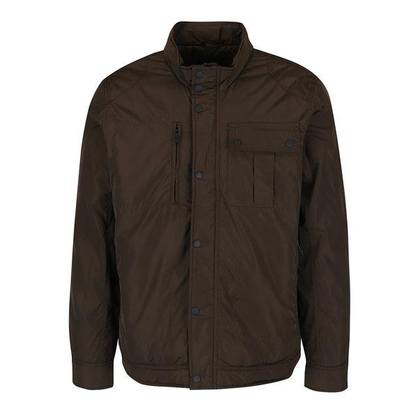 Jachetă maro matlasată Burton Menswear London