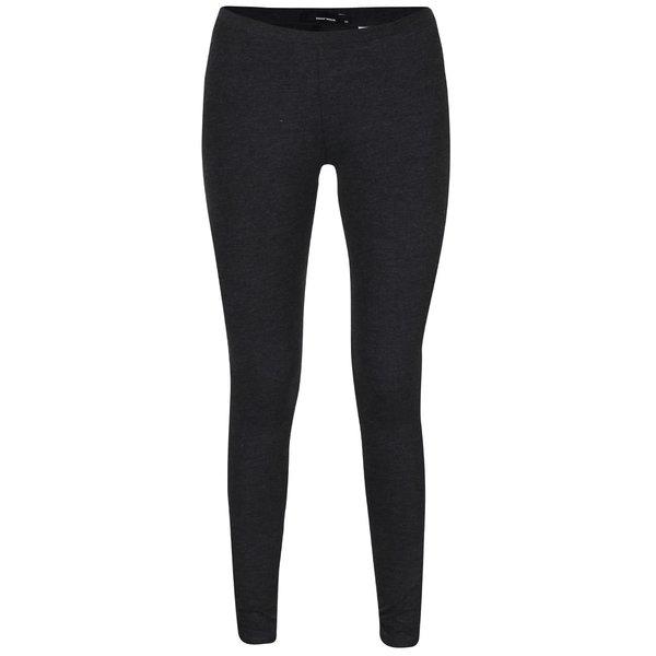 Colanți negri TALLY WEiJL cu model discret de la TALLY WEiJL in categoria Blugi, pantaloni, colanți