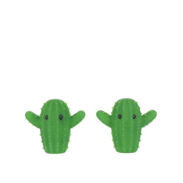 Set de dezumidificatori pentru rufe Kikkerland în formă de cactus