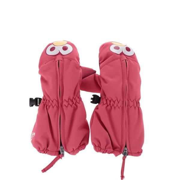 Mănuși roz Roxy Snow´s up pentru fete