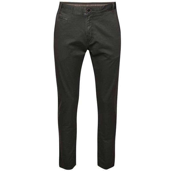 Pantaloni gri Blend Pants din bumbac