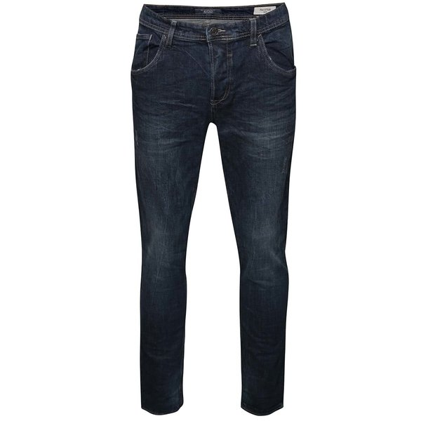 Blugi albastru închis Blend slim fit de la Blend in categoria Blugi, pantaloni, pantaloni scurți
