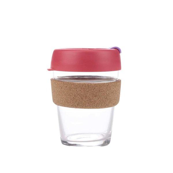 Cană medie de călătorie KeepCup Brew Sumac Cork