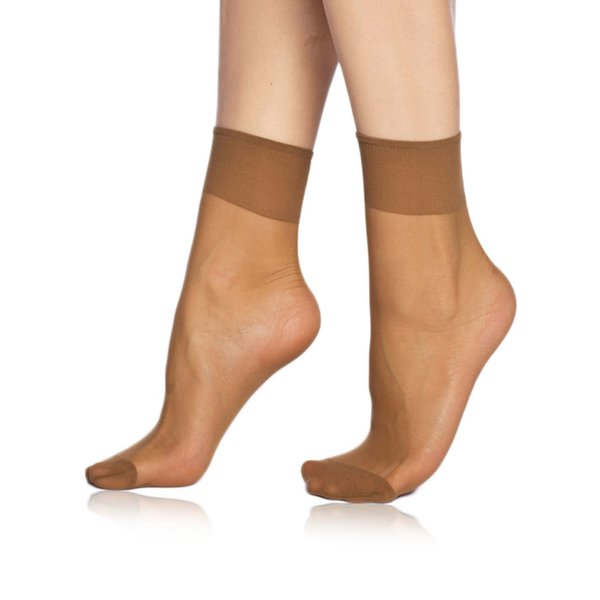 Ciorapi bej Bellinda Die Passt 20 DEN
