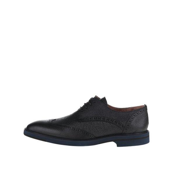 Pantofi Oxford negri Selected Homme Wight din piele de la Selected Homme in categoria pantofi și mocasini