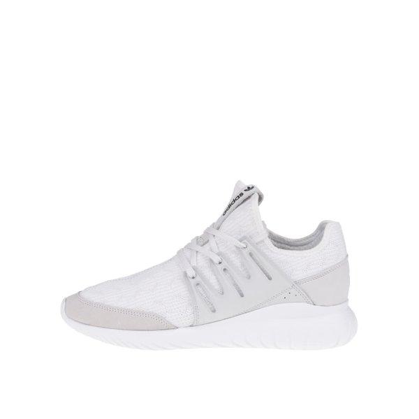 Pantofi sport adidas Originals Tubular Radial crem