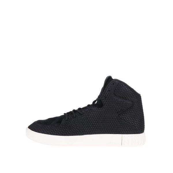 Pantofi sport adidas Originals Tubular Invader negri