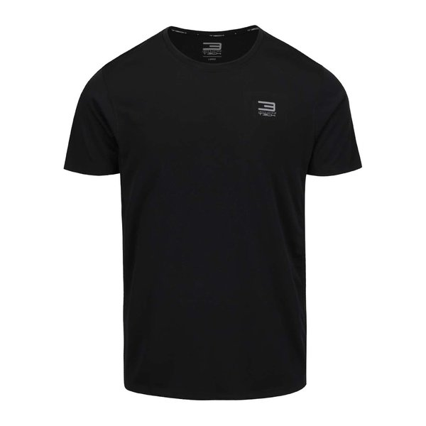 Tricou negru Jack & Jones Basic pentru sport de la Jack & Jones in categoria tricouri