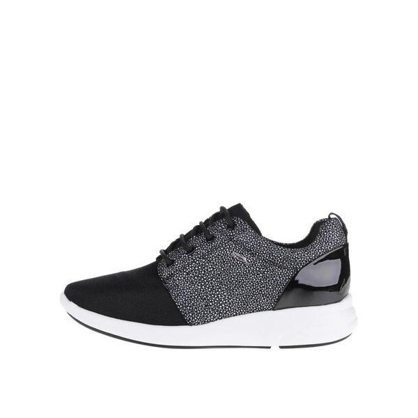 Pantofi sport negru & gri Geox Ophira de la Geox in categoria pantofi sport și teniși