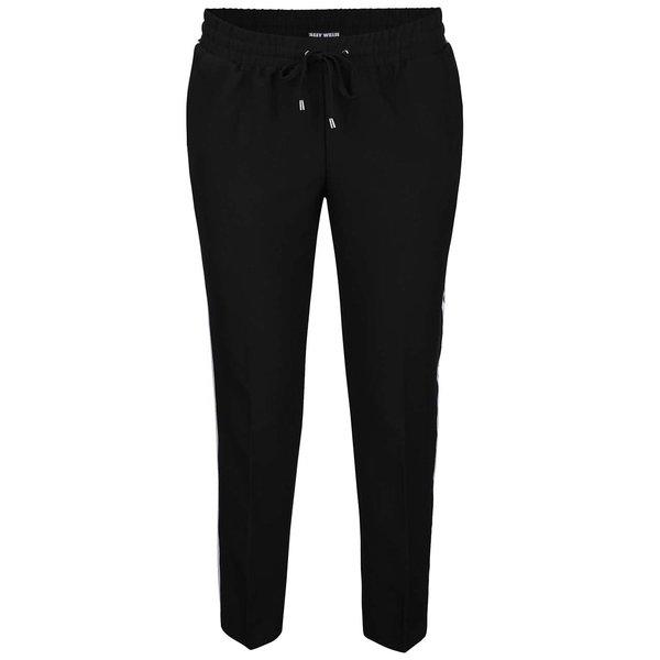 Pantaloni sport negri TALLY WEiJL de la TALLY WEiJL in categoria Blugi, pantaloni, colanți