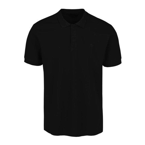 Tricou polo negru Perry Ellis Archive pentru bărbați de la Perry Ellis in categoria tricouri polo