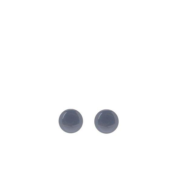 Cercei albastru prăfuit Pieces Miebe de la Pieces in categoria Ceasuri și bijuterii