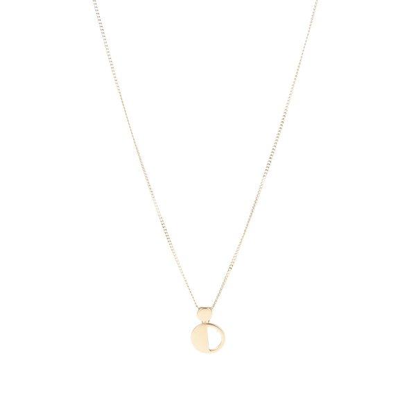 Colier auriu Pieces Mathilde de la Pieces in categoria Ceasuri și bijuterii