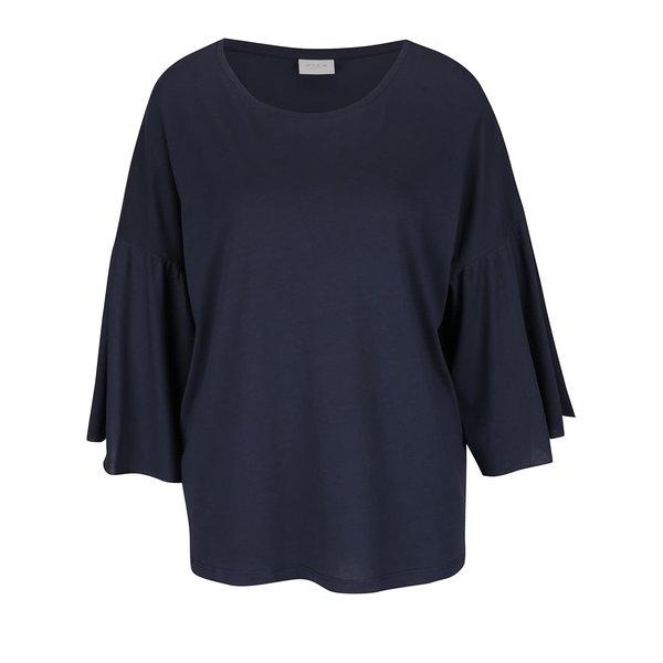 Bluză albastru ultramarin VILA Haula