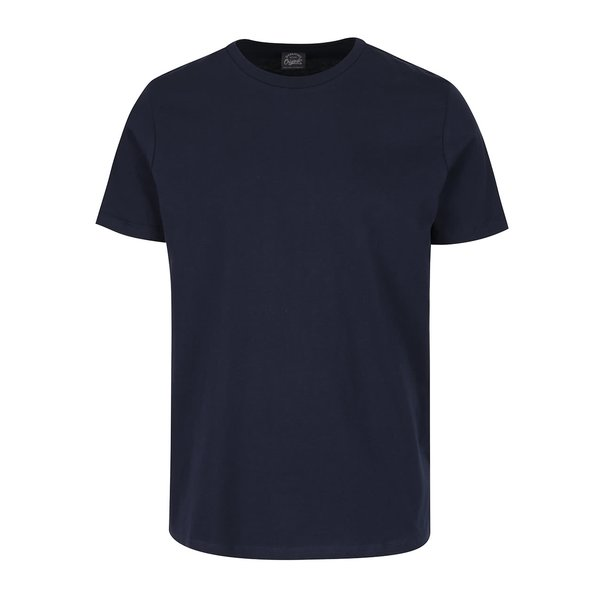 Tricou albastru închis Jack & Jones Basic de la Jack & Jones in categoria tricouri