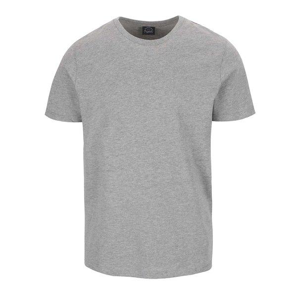 Tricou gri Jack & Jones Basic de la Jack & Jones in categoria tricouri