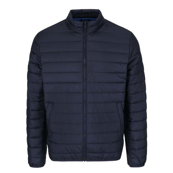 Geacă bleumarin Jack & Jones Addy matlasată de la Jack & Jones in categoria Geci, paltoane, jachete