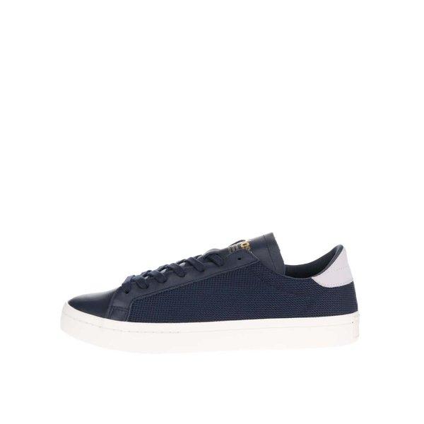 Pantofi sport adidas Originals Court Vantage albaștri de la adidas Originals in categoria pantofi sport și teniși