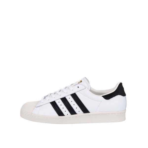 Pantofi sport adidas Originals Superstar alb cu negru